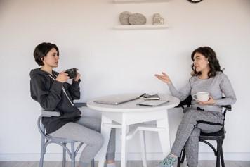 ראיון עם הורה